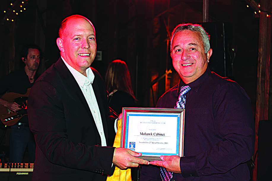 PTECH honors business partner, community member with awards