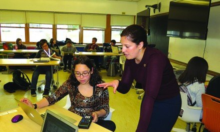 Congressional visit Stefanik spends time with PTECH students and county supervisors