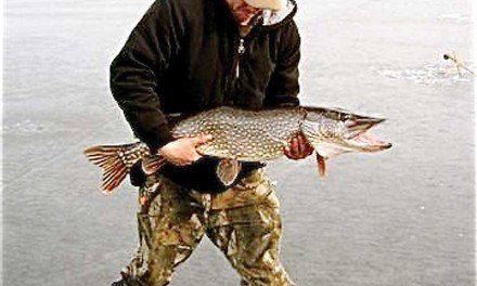 Year's first ice fishing contests approach by Ron Kolodziej
