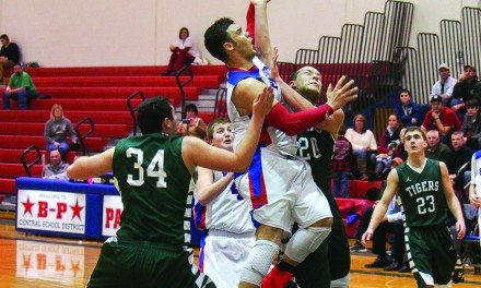 Pingitore sparks B-P in win over Hudson Falls