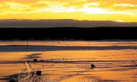 Mild weather greets fishing enthusiasts