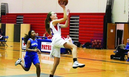 Lady Patriots fall to Cohoes, 45-33