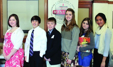 B-PMS students take home prizes from Science and Engineering Fair at RPI