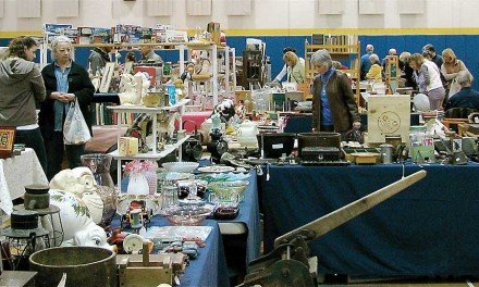 Mayfield Historical Society's antique show & sale