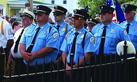 Northville's Memorial Day parade and services
