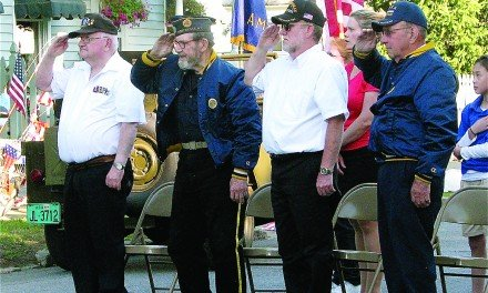 Communities unite to honor heroes past and present