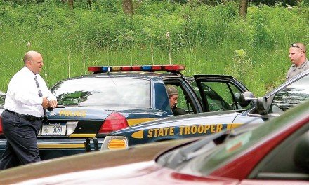 Mayfield resident is found dead on isolated road; person of interest taken in custody