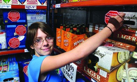 Mayfield students try to prevent underage drinking