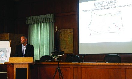 County hears options for wastewater treatment