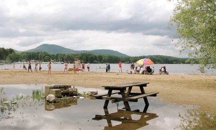 Early July lake levels are still above normal
