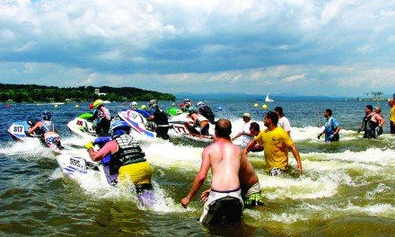 Professional racing finds its niche on the GSL
