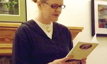 Author visits Northville Library