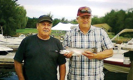 Fishing success has been sporadic by Ron Kolodziej