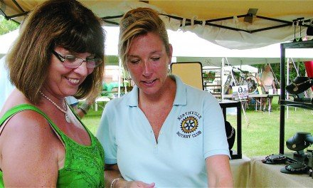 Rotary weekend event brings together the arts and community