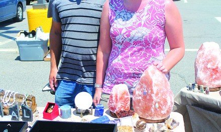 In Broadalbin, one person's junk fills another's trunk