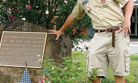 Eagle Scout's project begins with bake sale