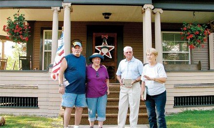Harris/Griffin House Home rich in local history
