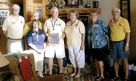 Northville Rotary club has its first female president