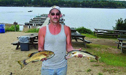 Local fishing contest numbers on the rise by Dick Nelson