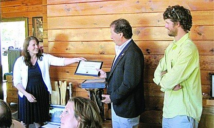 Inn at the Bridge recognized at Annual Historic Preservation Awards