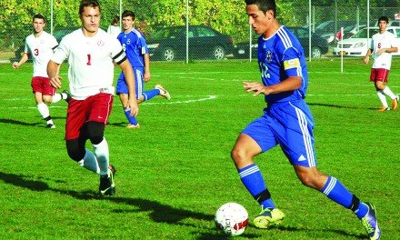 Patriots' soccer winning streak comes to an end