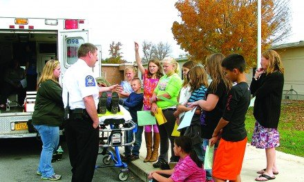 Students participate in annual career day
