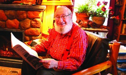 Q&A with Adirondack author Don Williams