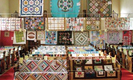 Quilt show and holiday bazaar returning