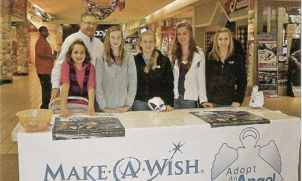 B-P students help support Make-A-Wish