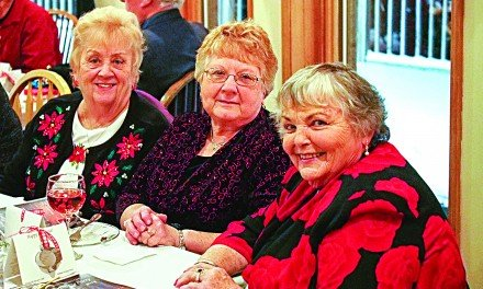 Northville Rotary holds annual  community Christmas party