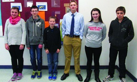 B-P students advance to county spelling bee