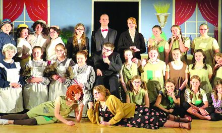 Northville Drama Club presenting 'Annie' this weekend