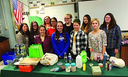 B-P students asking community to go green this holiday season