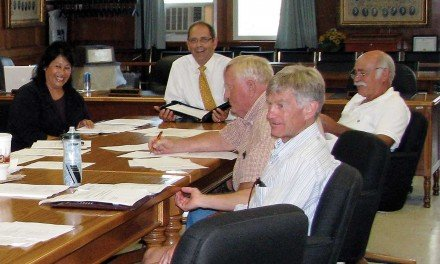 County board chooses not  to raise chamber funding