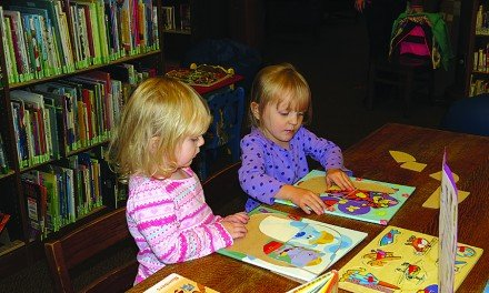 Local libraries join effort to increase literacy in children
