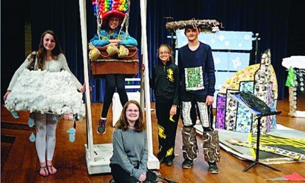 B-P Odyssey of the Mind team competes at World Finals