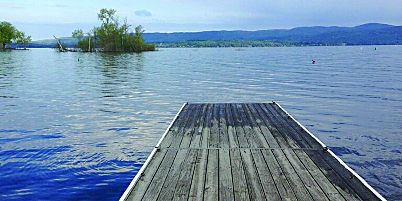 Sacandaga level is highest of this year