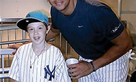 For one young Yankees fan, a lifelong dream comes true
