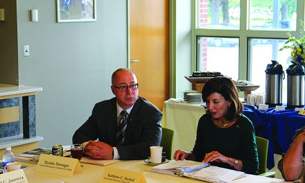 Collaborative approach: Lt. Gov. Hochul helps launch regional community college council