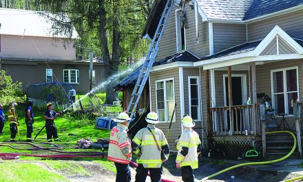 Family displaced following fire in Gloversville