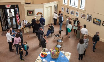 Hundreds attended art show events on Main Street