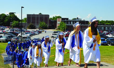 Mayfield High School commences 67 graduates
