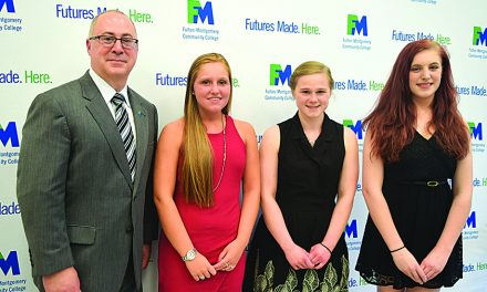 Local students' success recognized at inaugural dinner