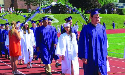 Johnstown grads told to follow their dreams in next chapter of life