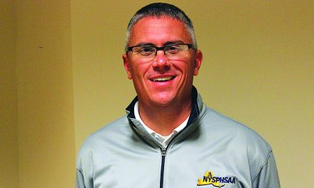 Gloversville athletic director earns national designation