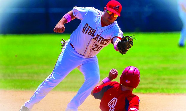 Former B-P standout Pingitore shines in WS