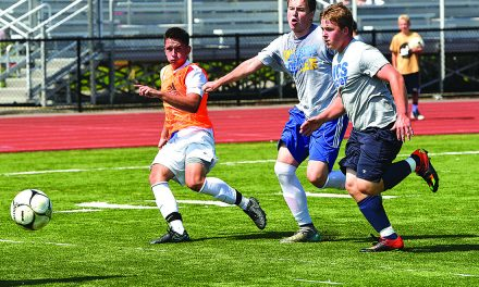 Hoping for a fantastic finish: B-P boys soccer coach Brian Henry leads strong team in his final season