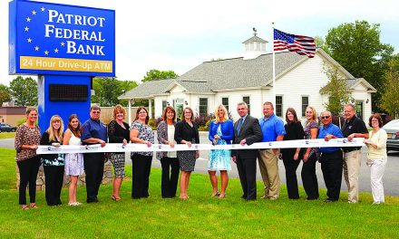 Patriot Federal Bank celebrates its tenth anniversary