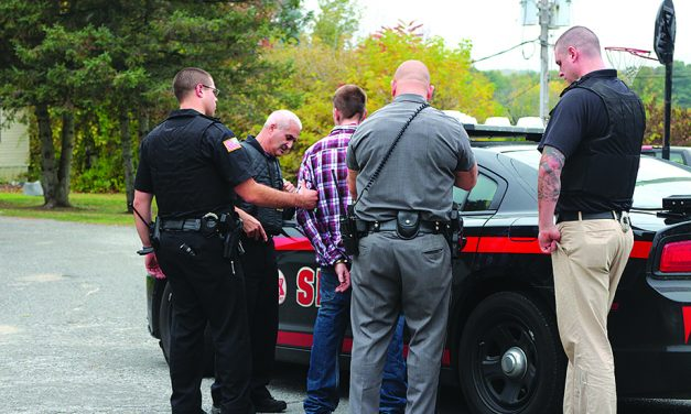 Police arrest suspect in armed NBT robbery