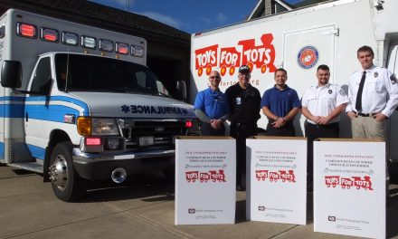 JAVAC partners with Toys for Tots